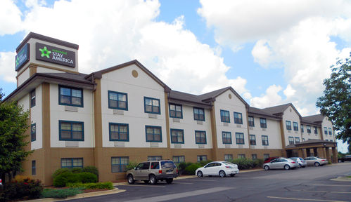 Extended Stay America - Champaign Urbana