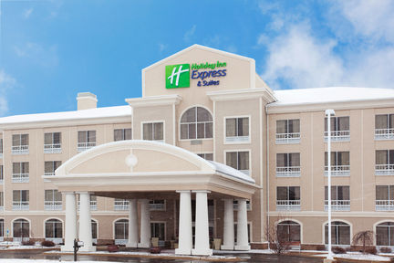 Holiday Inn Express Suites - Loves Park