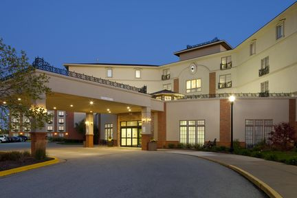 Doubletree - Bloomington Hotel